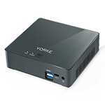 Meet Vorke V2, a suite of Mini PC's with 6th gen Intel Core I5/I7, 8GB of RAM, SSD, USB 3.1 Type-C