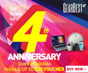 GearBest Awesome Promo