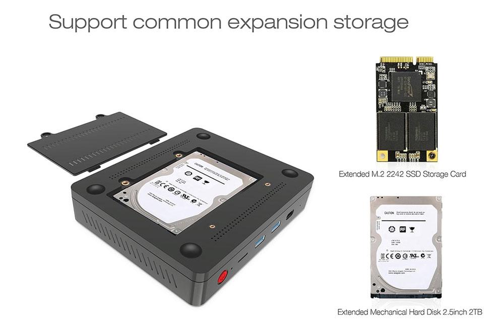Alfawise T1 storage