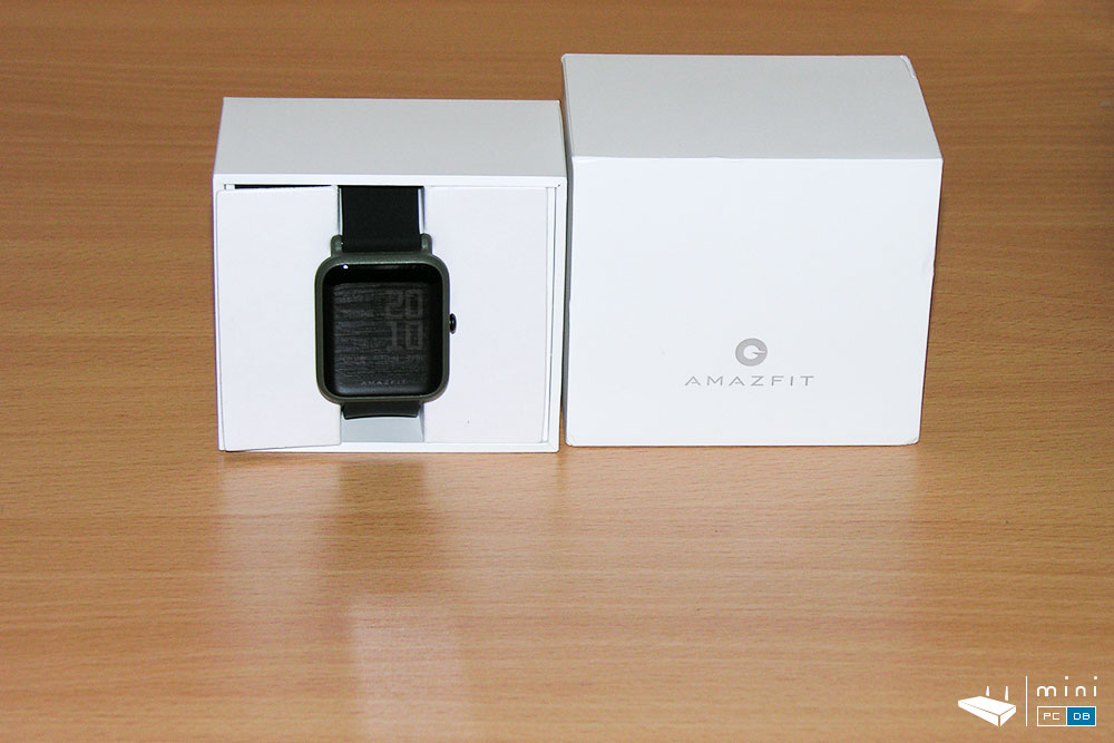 Amazfit Bip unboxing - watch
