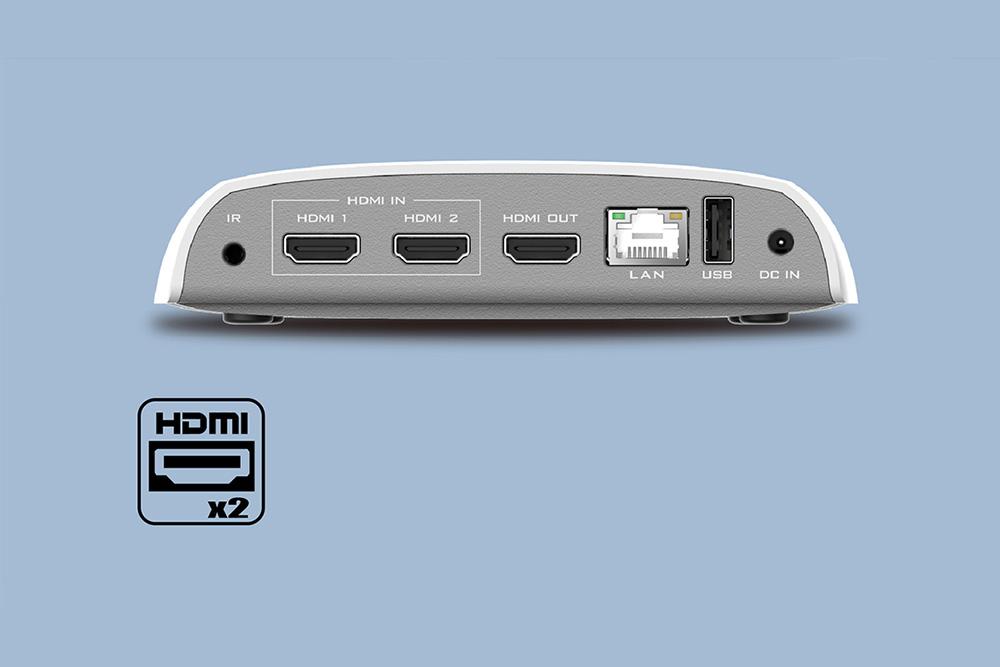 Bandott STB - dual HDMI
