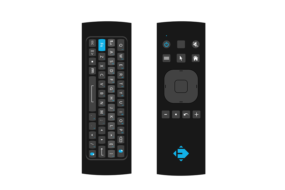 Cood-E Key airmouse/qwerty keyboard (BT)