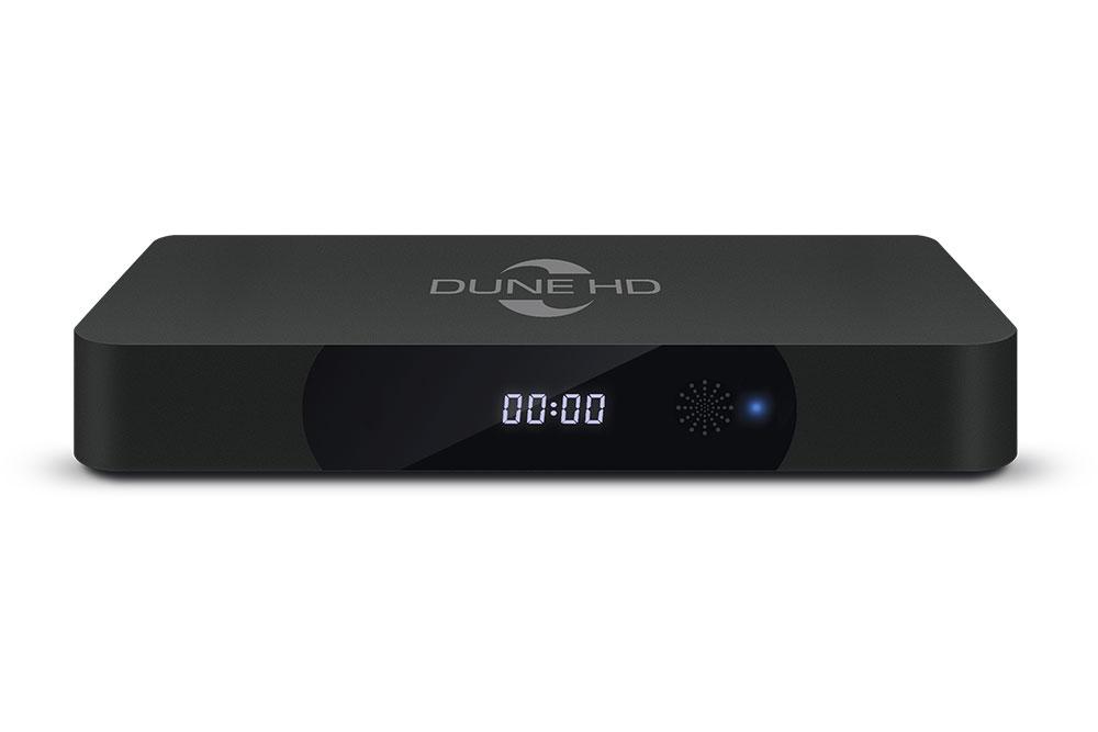 Dune HD Pro 4K is the new high-end media center based on the Realtek RTD1295 SoC