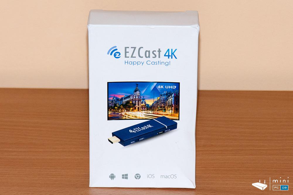 EZCast 4K unboxing
