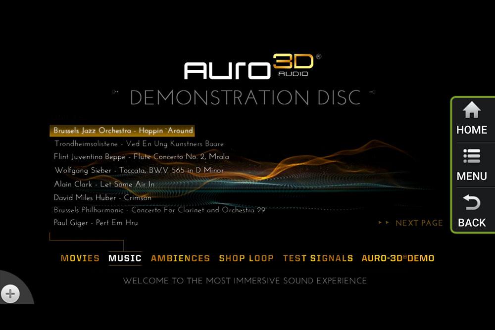 Egreat A5 Auro 3D