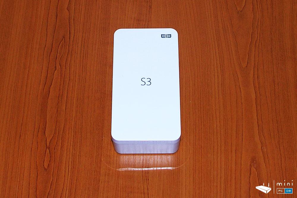 Elephone S3 unboxing - 2