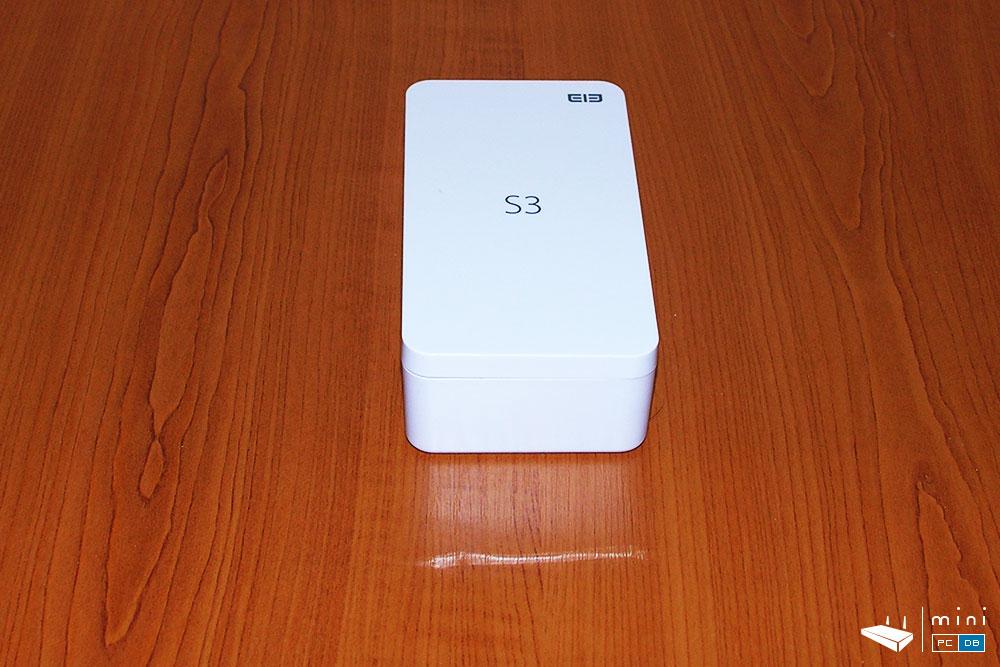 Elephone S3 unboxing