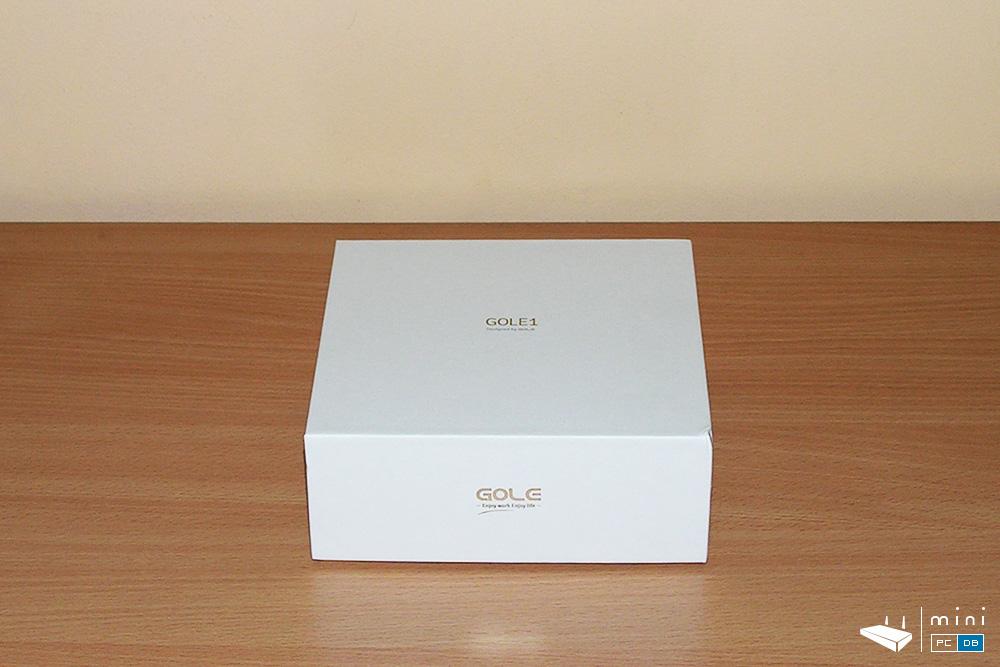 Gole1 unboxing