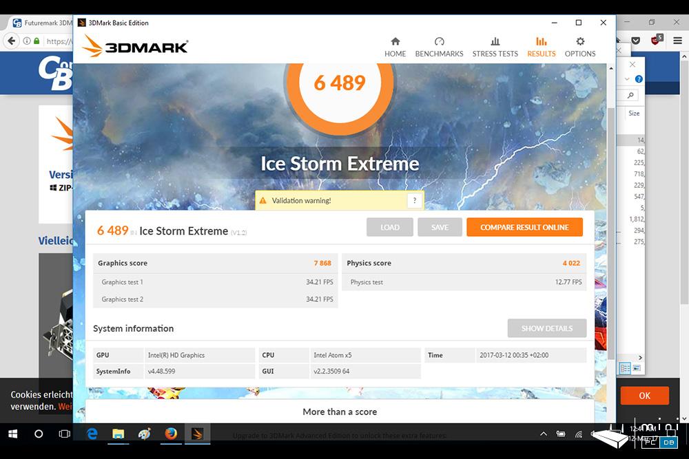 Gole1 Plus - IceStorm Extreme