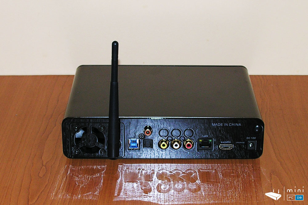 Himedia Q10 Pro back