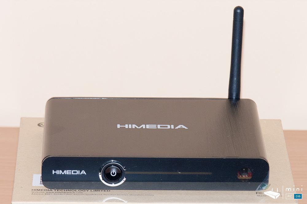 Himedia Q30 - front