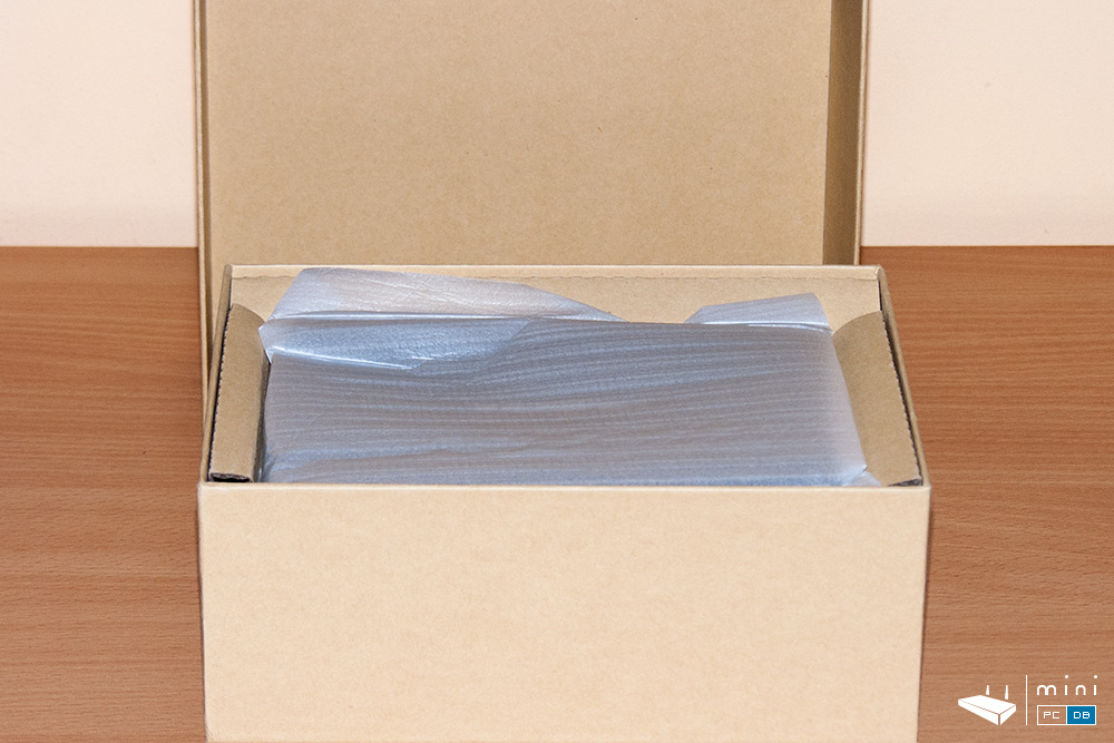 Himedia Q30 unboxing