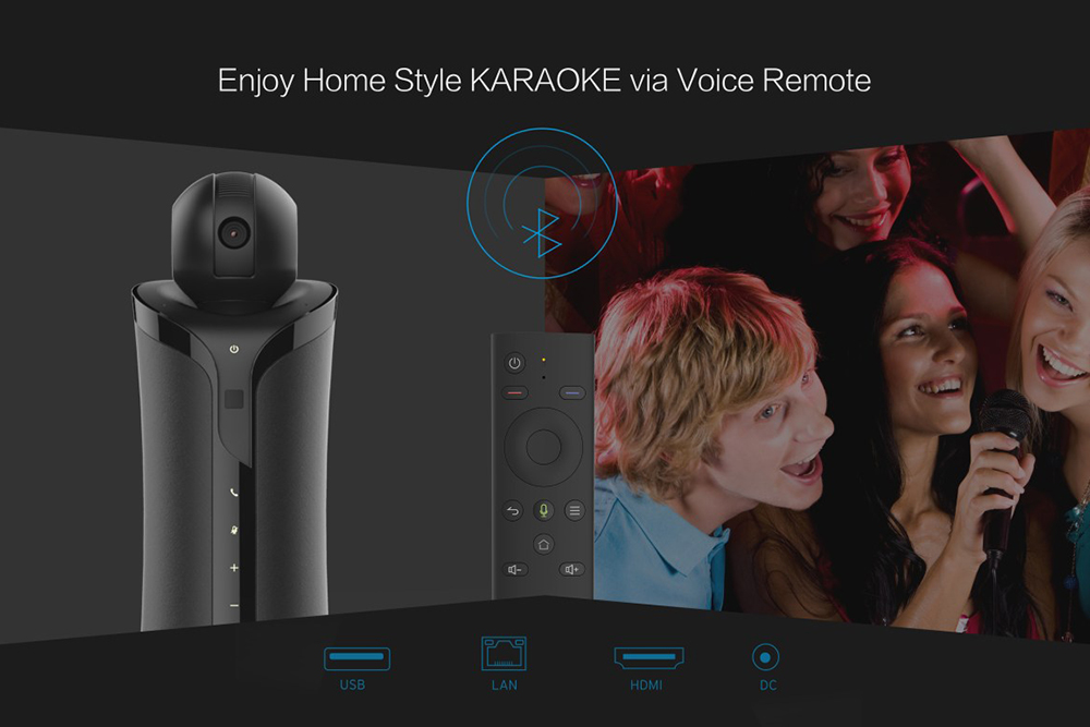Himedia V3C - Karaoke