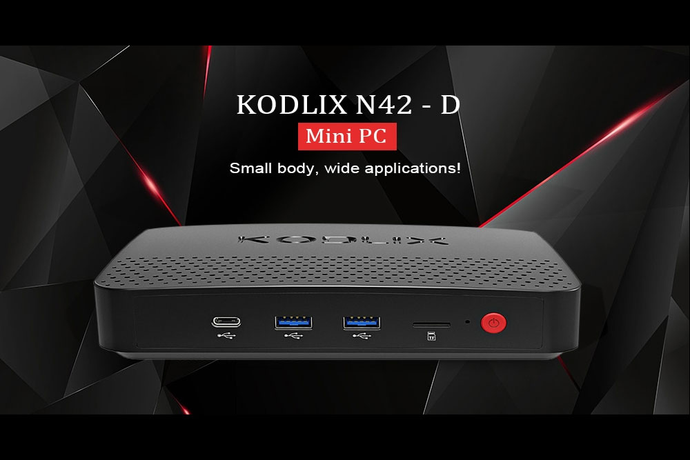 KODLIX N42-D Mini PC