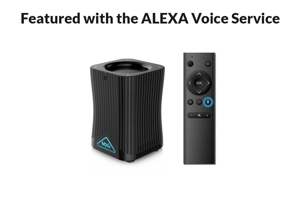 MXQ HF10, Alexa