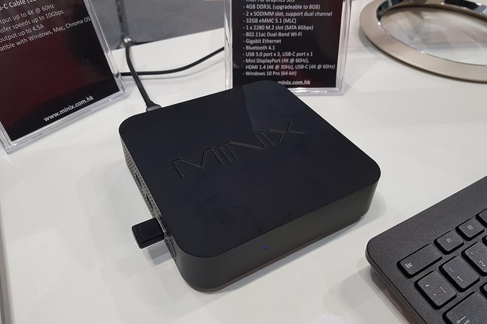 Minix Neo N42C-4 front