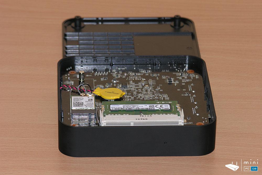 Minix NEO-N42C-4 - RAM