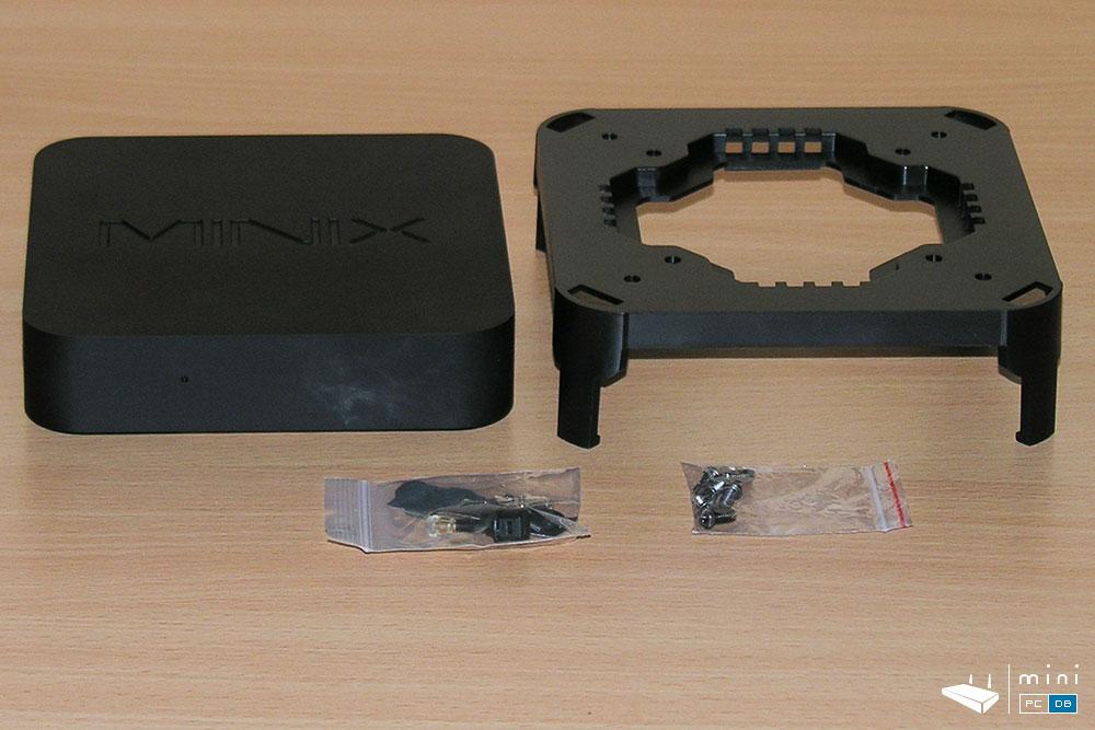 Minix NEO-N42C-4 - VESA