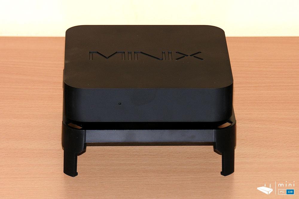 Minix NEO-N42C-4 - front view