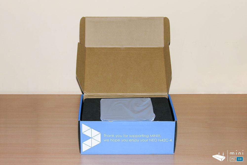 Minix NEO-N42C-4 - unboxing