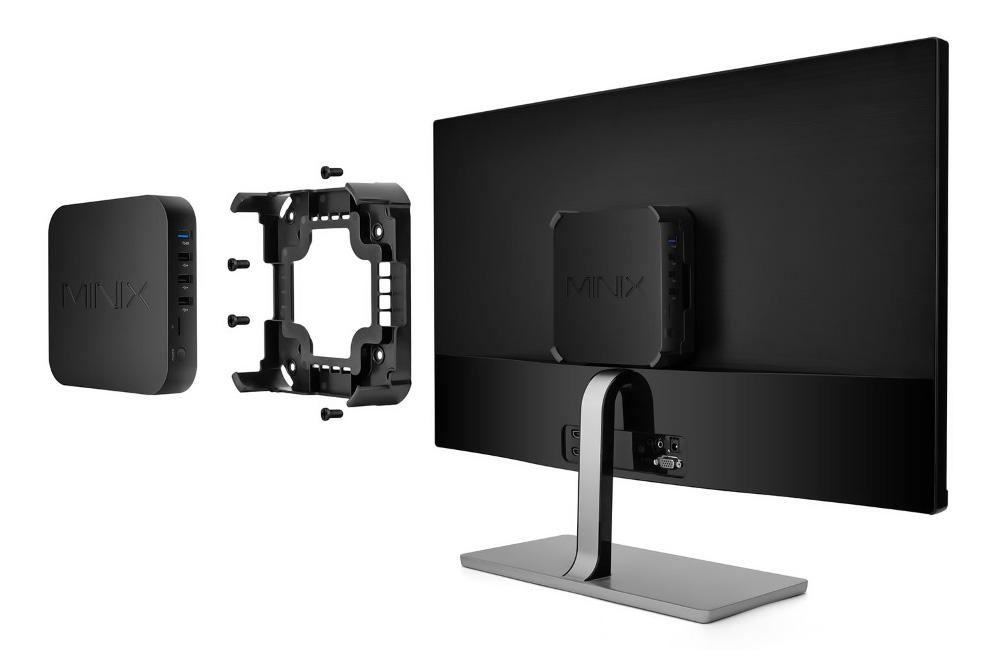 Minix NEO-Z83-4 Pro VESA mount