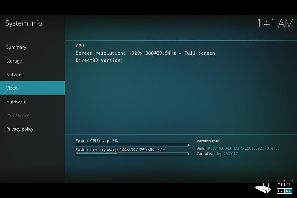 Minix NEO Z83-4 Pro Kodi