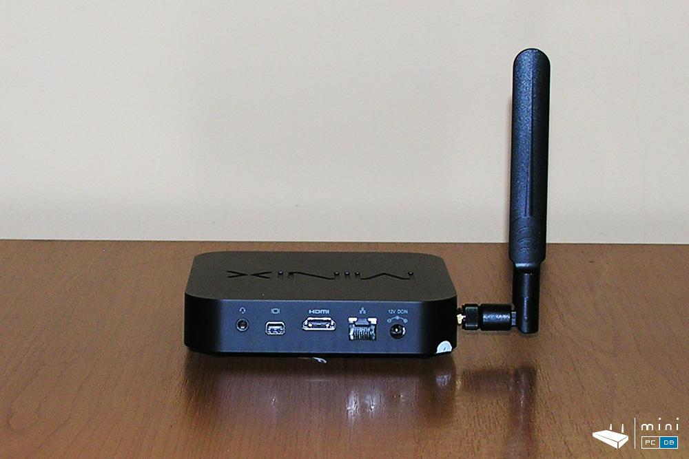 Minix Neo NEO-Z83-4 back