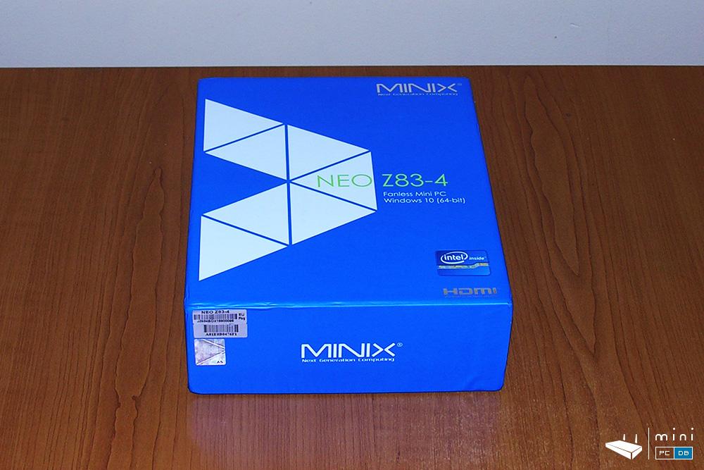 Minix Neo NEO-Z83-4 box