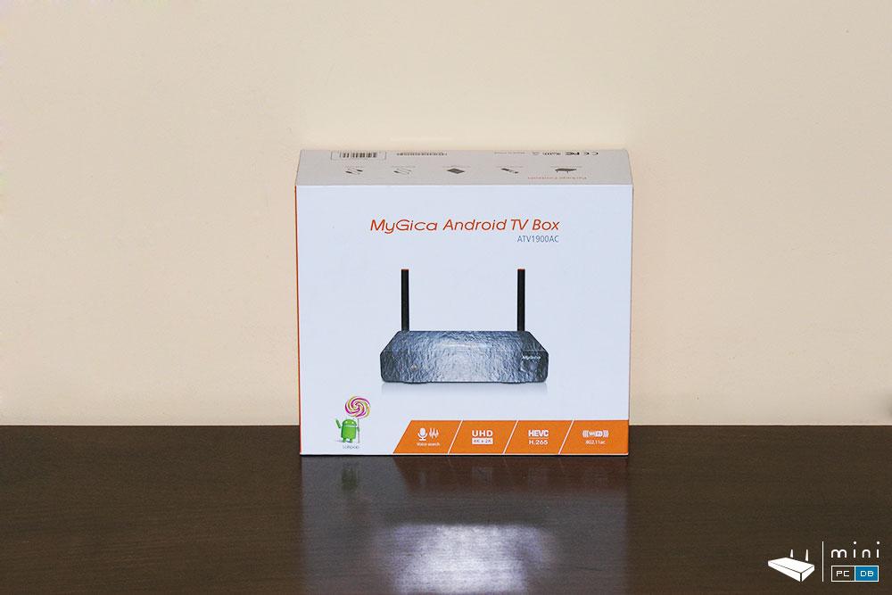 MyGica ATV1900AC box