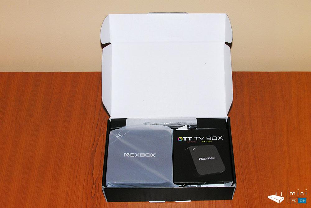 Nexbox N9 unboxing