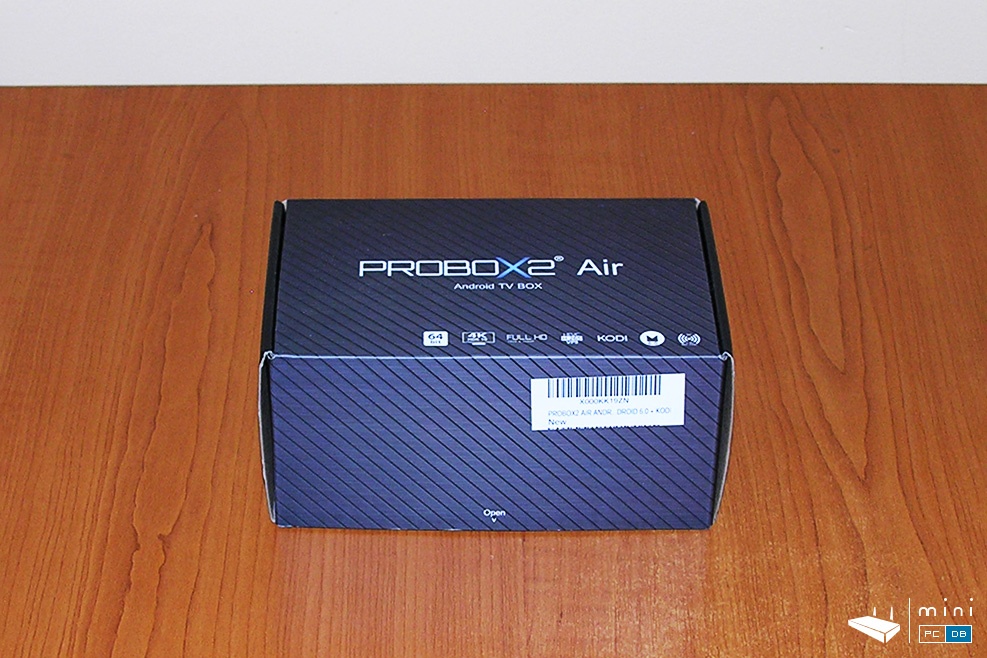Probox2 Air giftbox
