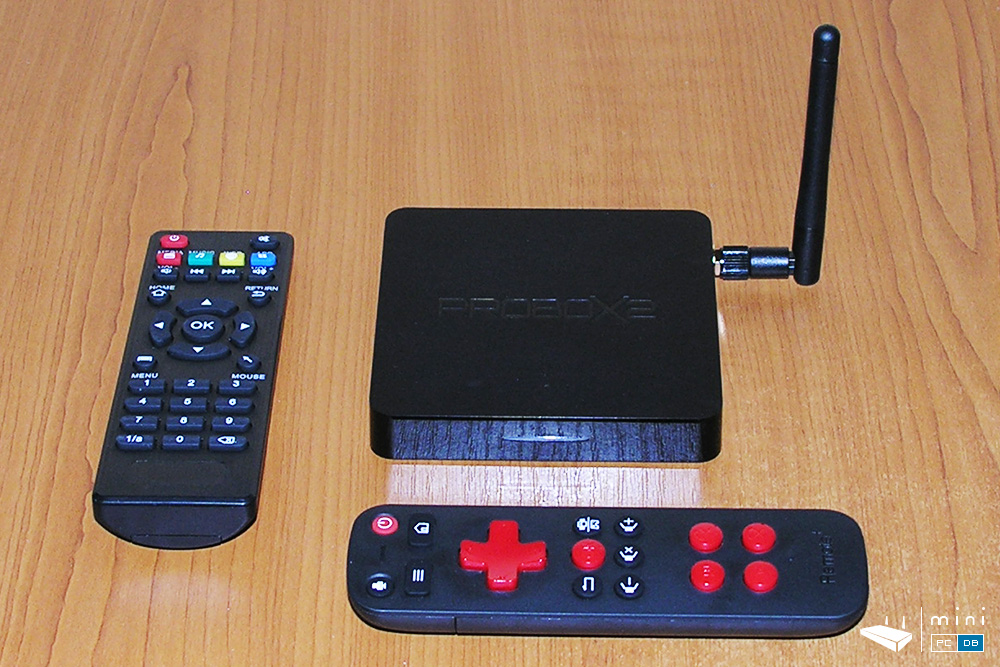 Probox2 Air Mini PC with Remote+