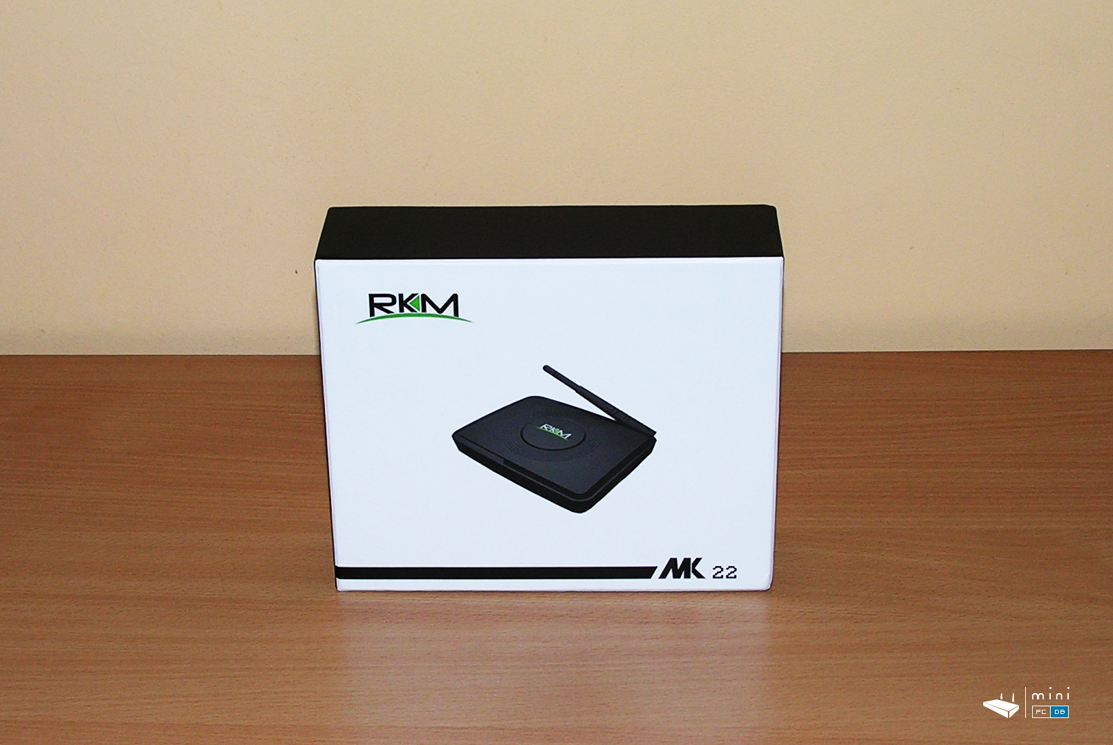 Rikomagic MK22 unboxing
