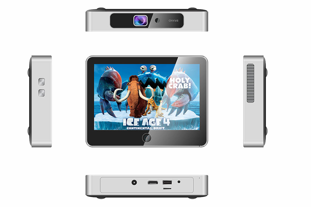 Sunty SP-001 Mini PC with projector