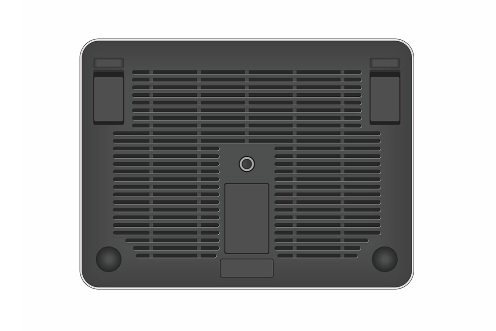 Sunty SP-001 Mini PC with projector and battery