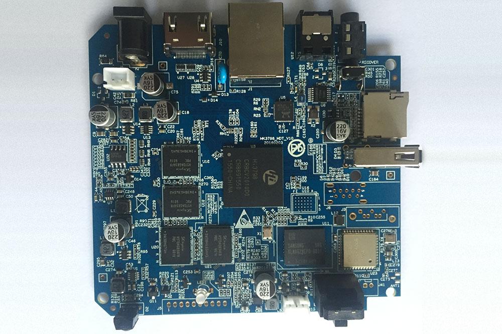 UyeSee S500 Hi3798C V200 PCB
