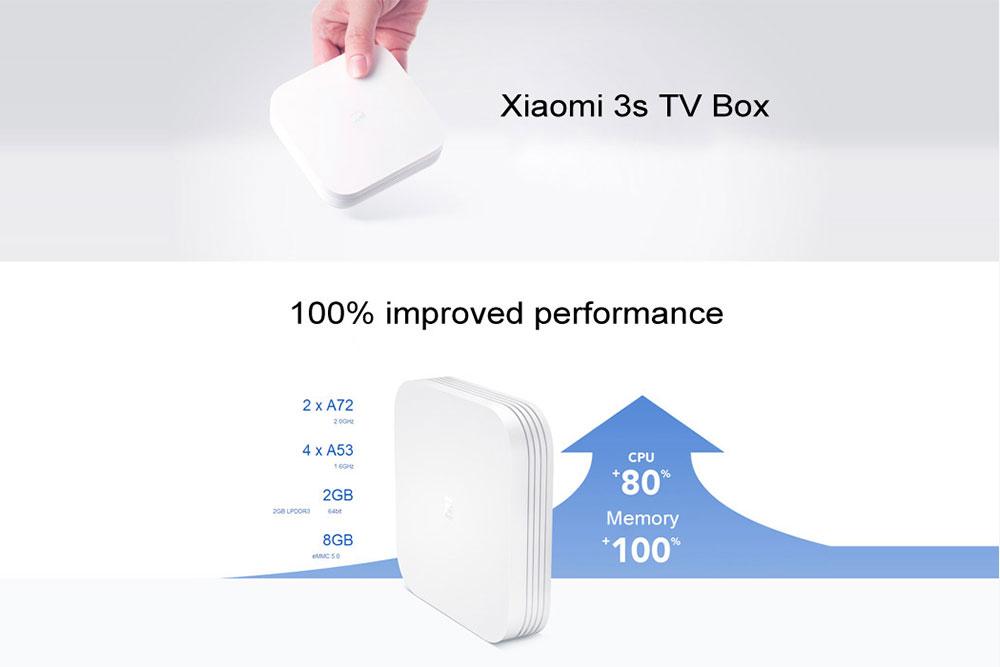Xiaomi 3s Mi TV box
