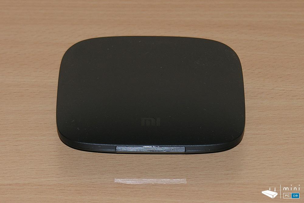 Xiaomi Mi Box - front view