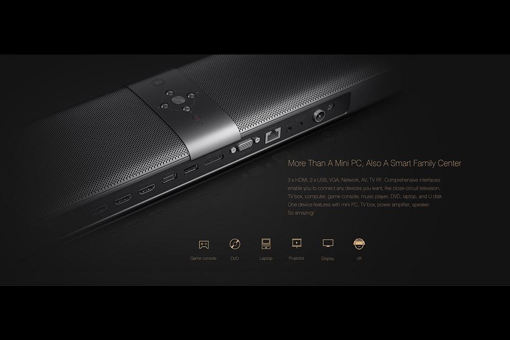 Xiaomi Mi TV Bar front