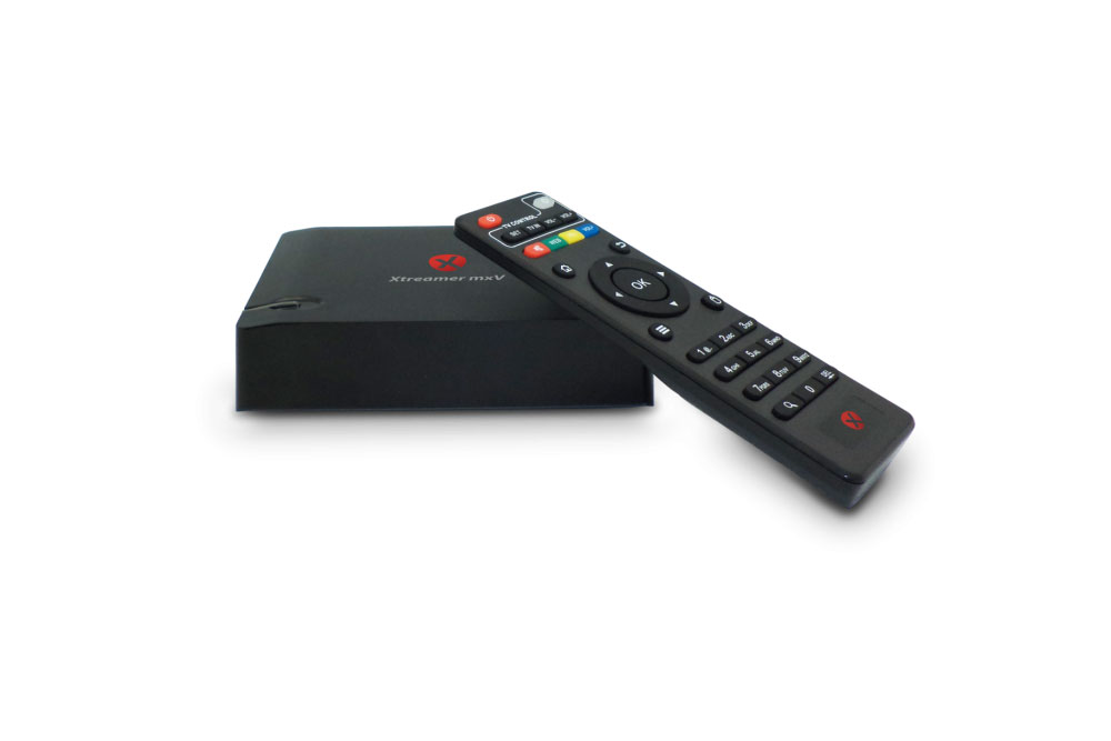 Xtreamer mxV remote