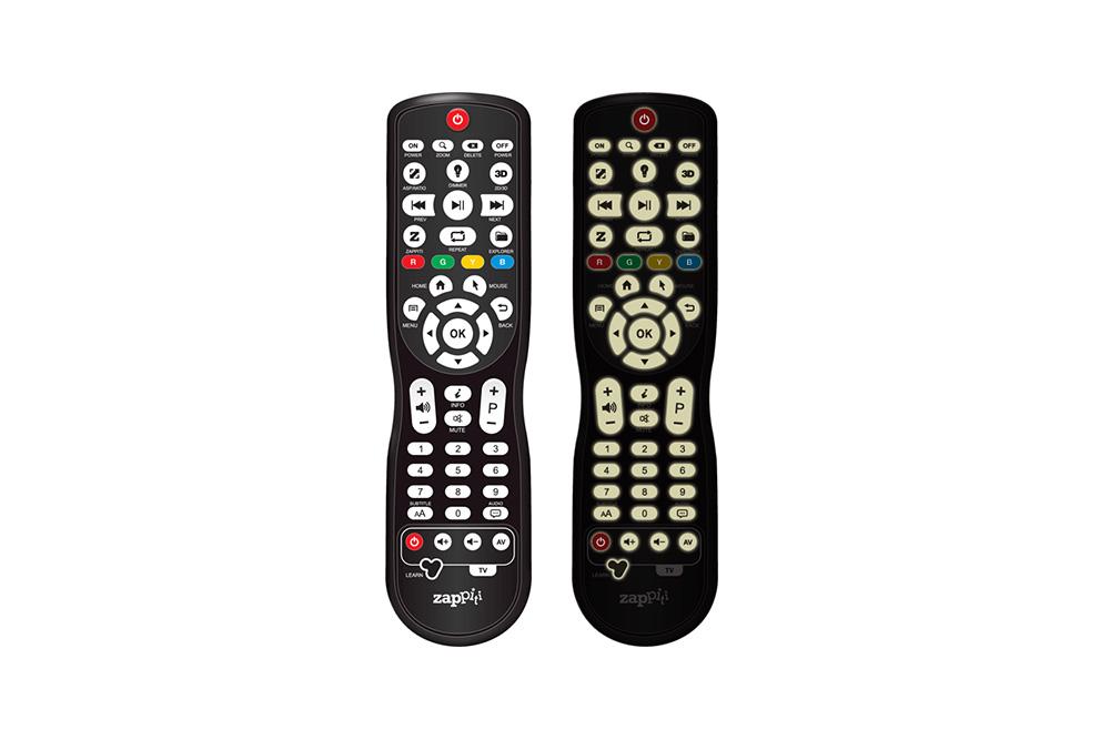 Zappiti 4K HDR remote control