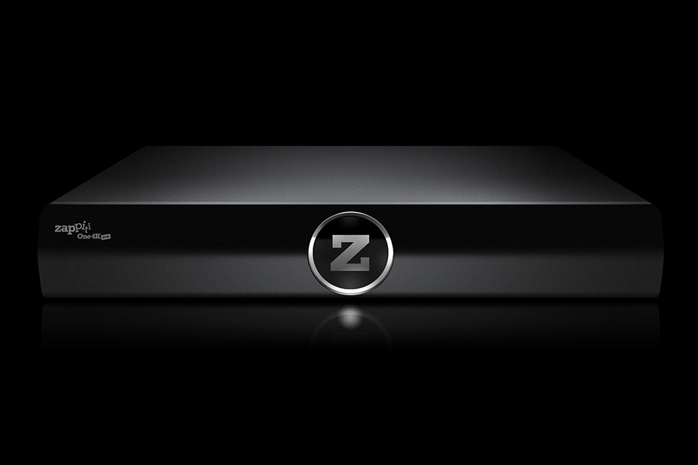Zappiti One 4K HDR (front view)