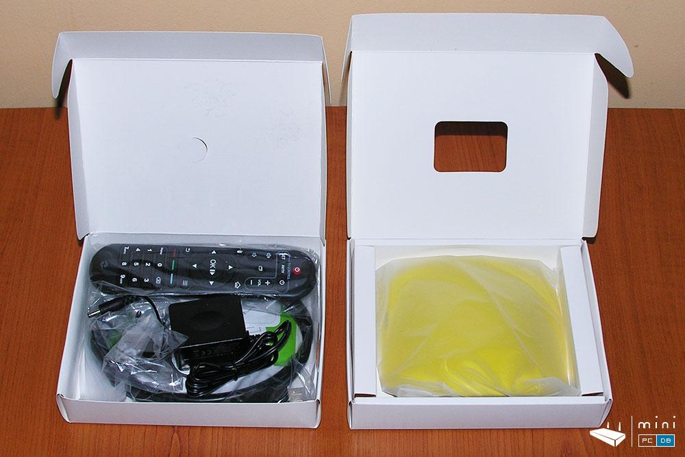 Zidoo X1-II accessories
