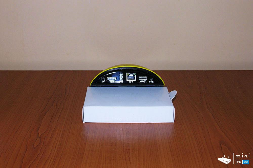 Zidoo X1-II mini pc