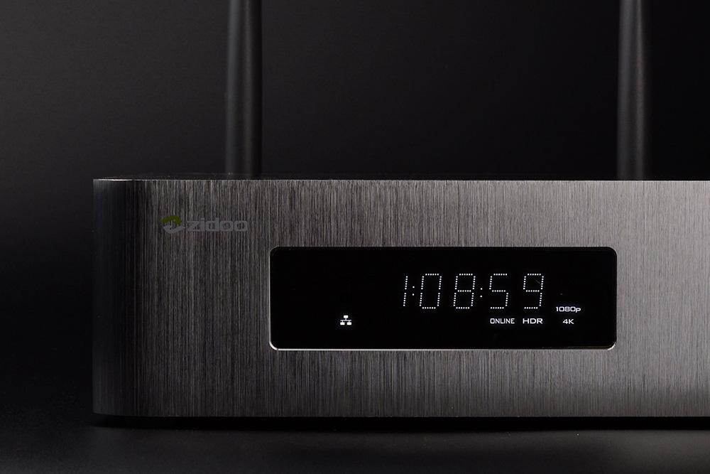 Zidoo X10 Mini PC - front