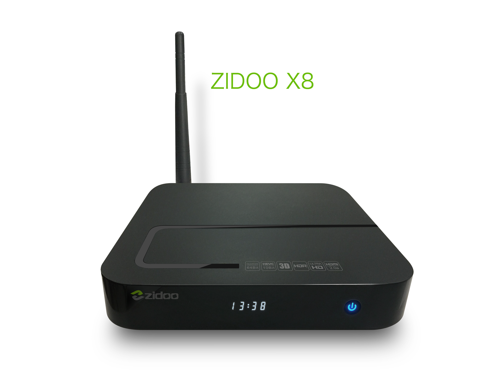 Zidoo X8 Mini PC