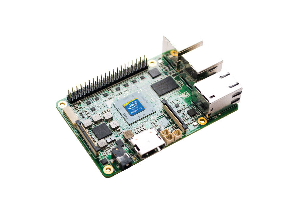 Aaeon Up dev board