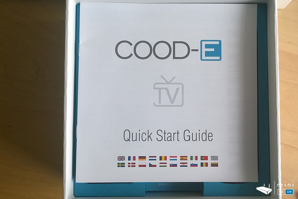 Unboxing: COOD-E TV