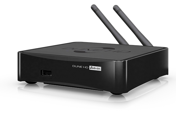 DuneHD 4K Solo Mini PC