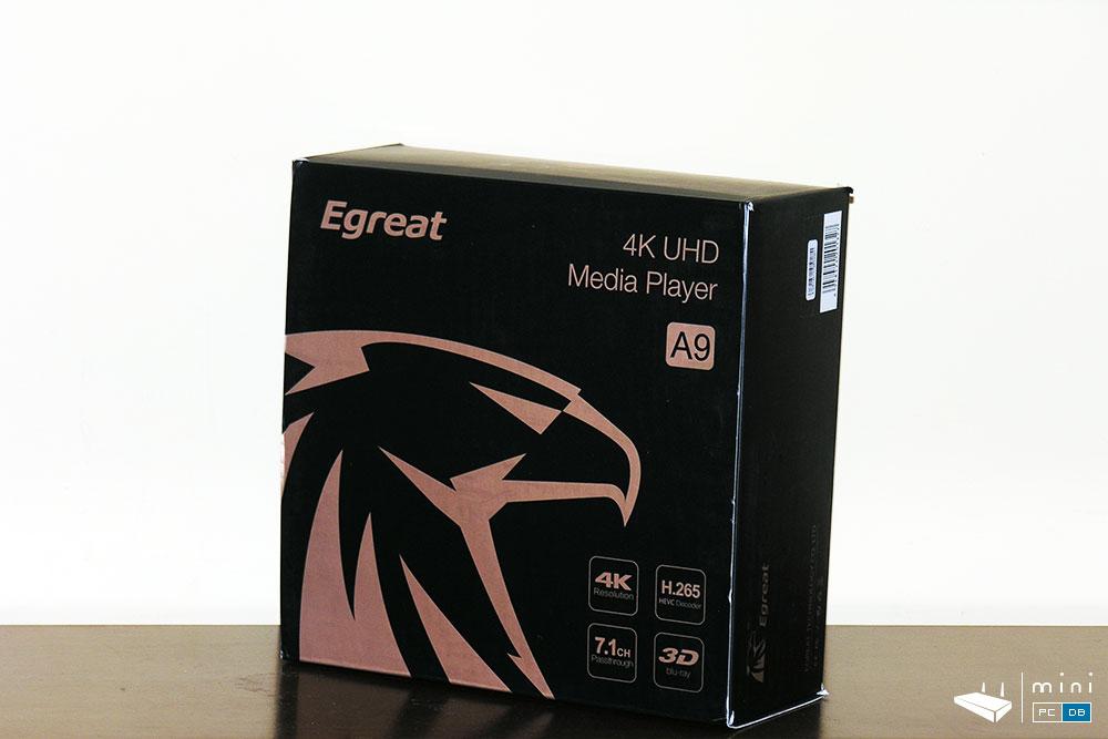 Egreat's new falcon logo